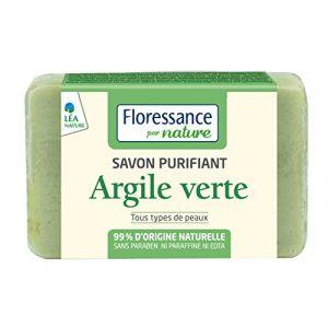 Floressance Argile Verte - Savon purifiant