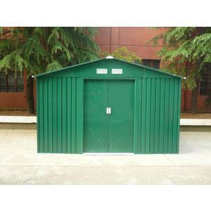 Abri de jardin Maxita II en acier galvanisé 9,30 m2