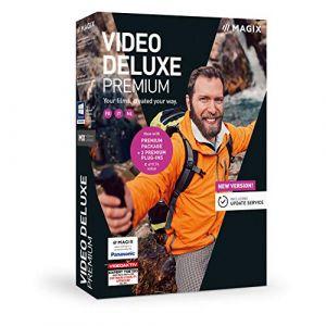 Vidéo deluxe 2019 Premium - Création de films personnalisés [Windows]