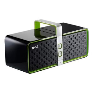 Hercules BT03 - Enceinte portable WAE (Wireless Audio Experience)
