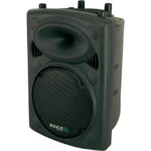 "Ibiza Sound SLK10A-USB - Enceinte sono amplifiée 10"" / 25 cm"