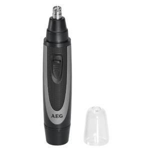 AEG NE 5609 - Tondeuse nez et oreilles à piles