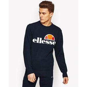 ELLESSE Succiso SHS01148 Sweatshirt pour Homme L Bleu