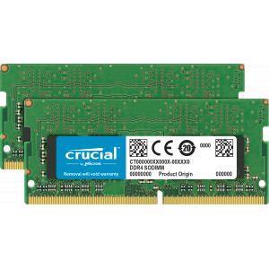 Crucial CT2K8G4SFS832A 16Go Kit (8Go x2) (DDR4, 3200 MT/s, PC4-25600, CL22, Single Rank x8, SODIMM, 260-Pin) Mémoire