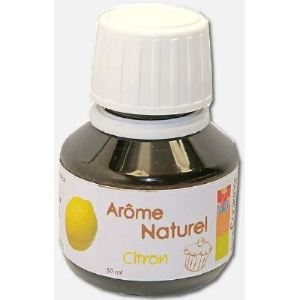 Scrapcooking Arôme naturel au citron (50 ml)