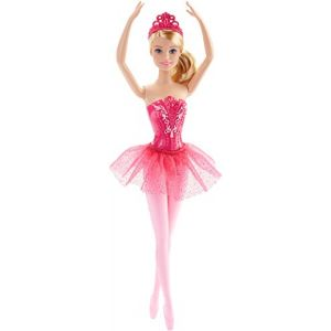 Mattel Poupée Barbie ballerine multicolore
