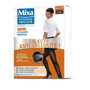 Mixa Collants minceur anti-cellulite taille S-M 1-2, noirs