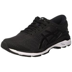 Asics Gel-Kayano 24, Chaussures de Running Homme, Noir (Black/Phantom/White 9016), 42 EU