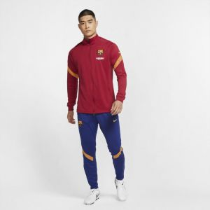 Nike Survêtement FC Barcelone 20202021 Dry Strike Rouge - Taille XL