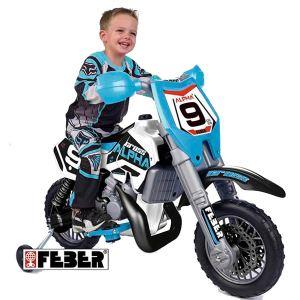 Feber Moto électrique Cross Alpha