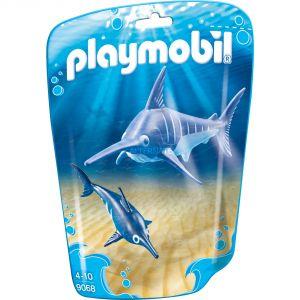 Playmobil 9068 - Espadon et son petit
