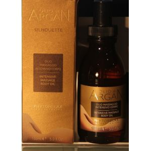 Phytorelax Laboratories Argan Silhouette - Huile de massage