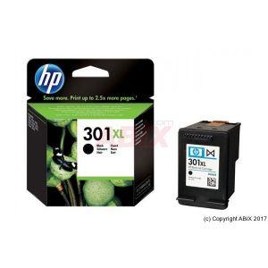 HP 301XL - à rendement élevé - noir - originale - cartouche d'encre