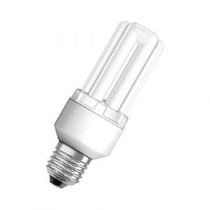Osram Ampoule fluocompacte Dulux Intelligent LongLife, culot E27