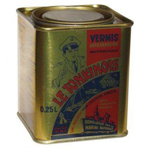 Le tonkinois Vernis marin - 0.25L - Traitement bois, Fixateur bois