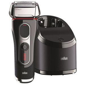 Braun 5090cc Serie 5 - Rasoir électrique avec ou sans fil