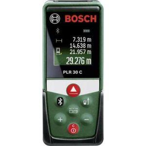 Bosch PLR 30C - Télémètre laser plage de mesure (max.) 30 m