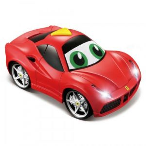 BB Junior Voiture enfant Ferrari 488 GTB sons lumières 12 cm