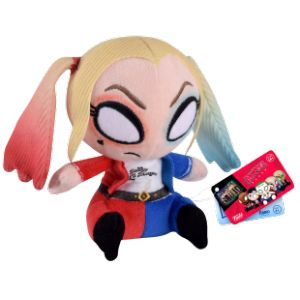 Funko Peluche Mopeez Suicide Squad Harley Quinn
