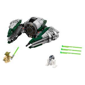 Lego 75168 - Star Wars : Yoda's Jedi Starfighter