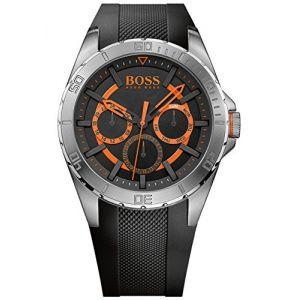 Hugo Boss 1513203 - Montre pour homme avec bracelet en silicone