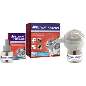 Ceva Feliway Friends recharge 48 ml