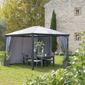 pergola aluminium comparer 788 offres. Black Bedroom Furniture Sets. Home Design Ideas