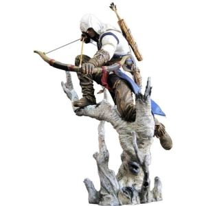 Ubisoft Figurine Assassin's Creed III : Connor The Bunter 25 cm