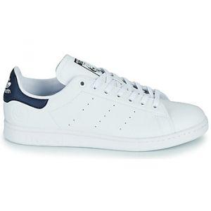 Adidas Originals Stan Smith Vegan EU 46 2/3 Ftwr White / Collegiate Navy / Green - Ftwr White / Collegiate Navy / Green - EU 46 2/3