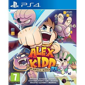 Alex Kidd in Miracle World DX (PS4) [PS4]