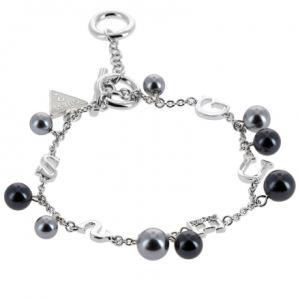 Guess Ubb51482 - Bracelet pour femme en métal argenté