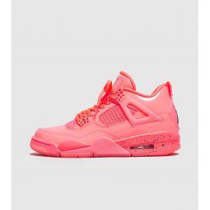 Nike Chaussure Air Jordan 4 Retro NRG pour Femme Rose Couleur Rose Taille 40