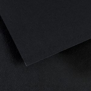 Canson Manipack de 25 feuilles papier dessin MI-TEINTES 160g 50x65cm noir Ref-361014