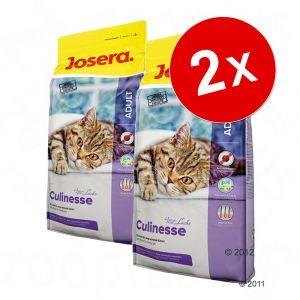 Josera Lot de croquettes 2 x 10 kg pour chat