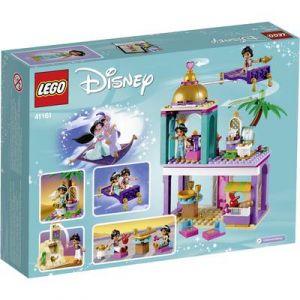 Lego Disney Princess - Les aventures au Palais de Jasmine et Aladdin - 41161
