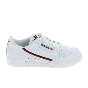 Adidas Continental 80 Blanc Rouge