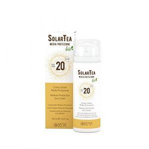 Bema Cosmetici Crème Solaire SolarTea - 150 ml - SPF 20