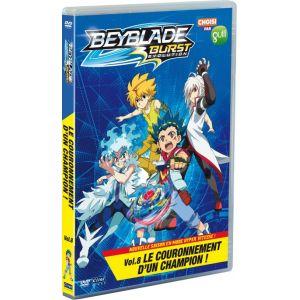 Beyblade burst, saison 2, vol. 8, 7 épisodes [DVD]