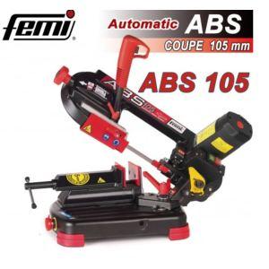 Femi ABS 105 - Scie à ruban acier 950W Ø105mm (8.48.46.80)