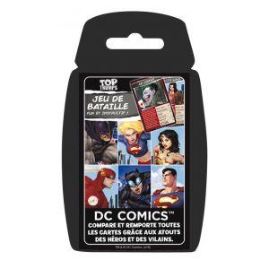 Winning Moves Jeu de bataille DC COMICS 3 TOP TRUMPS - ADNAutoMID