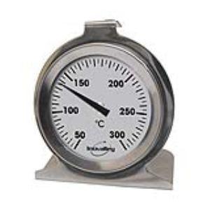 Inovalley Thermomètre rond spéciale four
