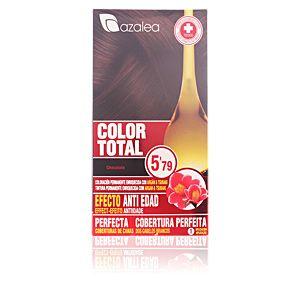 Azalea Color Total 5.79 Chocolat - Coloration permanente effet anti-âge