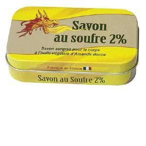 Vecteur Energy Savon au souffre 2%