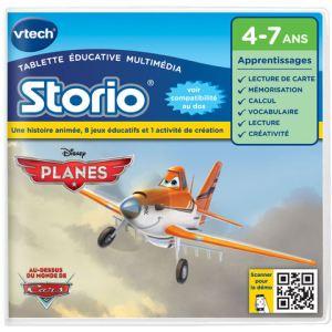 Vtech Jeu tablette Storio 2 et générations suivantes : Planes