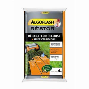 Algoflash Réparateur de pelouse après scarification 4 kg