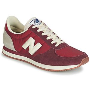 New Balance Baskets basses 220 rouge - Taille 40,42,43,44,45,40 1/2,42 1/2,46 1/2,41 1/2,44 1/2,45 1/2,47 1/2,39 1/2