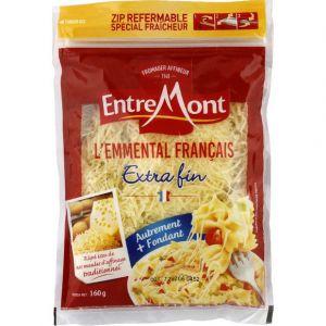 Entremont Emmental rape zip,extra fin - Le sachet refermable de 160g