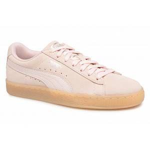 Puma Suede Classic Bubble Wn's, Sneakers Basses Femme, Rose (Pearl), 41 EU