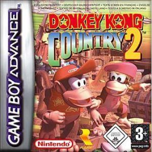Donkey Kong : Country 2 [GBA]