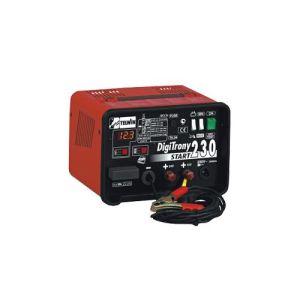 Telwin Digitrony 230 Start - Chargeur de batterie 12/24V